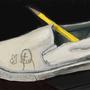A Shoe! by Rhunyc