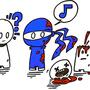 Guilty Ninja by comicretard