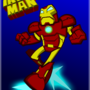 Iron Man by Billy-Chops