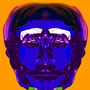 cyborg head prototype by Jean-Raymond