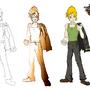Guy Character Sheet by Animog