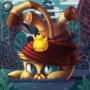 Clumsy Ninja Kitten