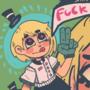 Velvet Says: Fuck