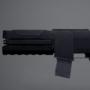 3D Terran Assault Rifle