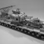 KV-VI Behemoth (Soviet Super Heavy Tank)