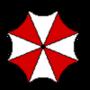 RE: Umbrella Logo 8-bit