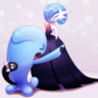 Pokemon: a Garde dancing with a Wobbu