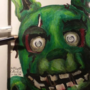 FNAF drawing (springtrap)