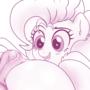 Pinkie Pie Presenting (Low res)