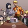 The Uzamaki Family
