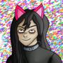 Aizawa in a Cat Suit