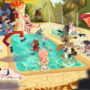 Oc pool party